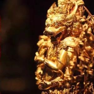 保利香港五周年秋拍明代宫廷大威德金刚像过亿元成交