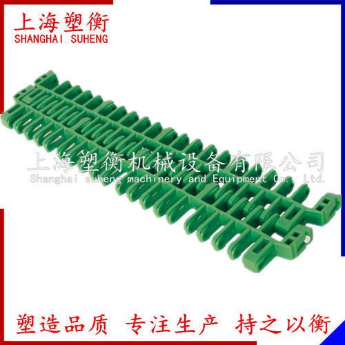 IS615轉彎平格塑料網帶