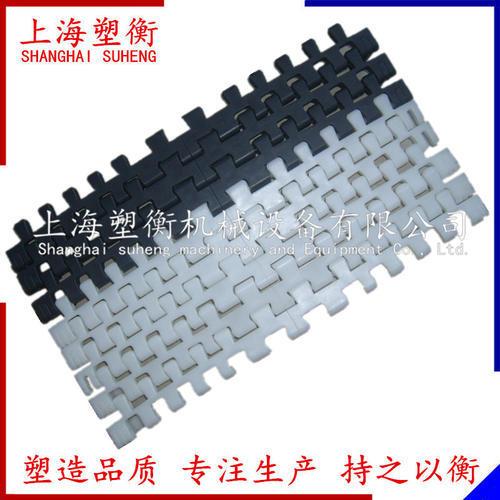 7956轉彎平板塑料網帶