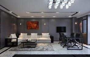办公室设计中如何打造一个好的LOGO墙