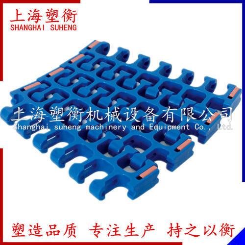 2300轉彎平格塑料網帶
