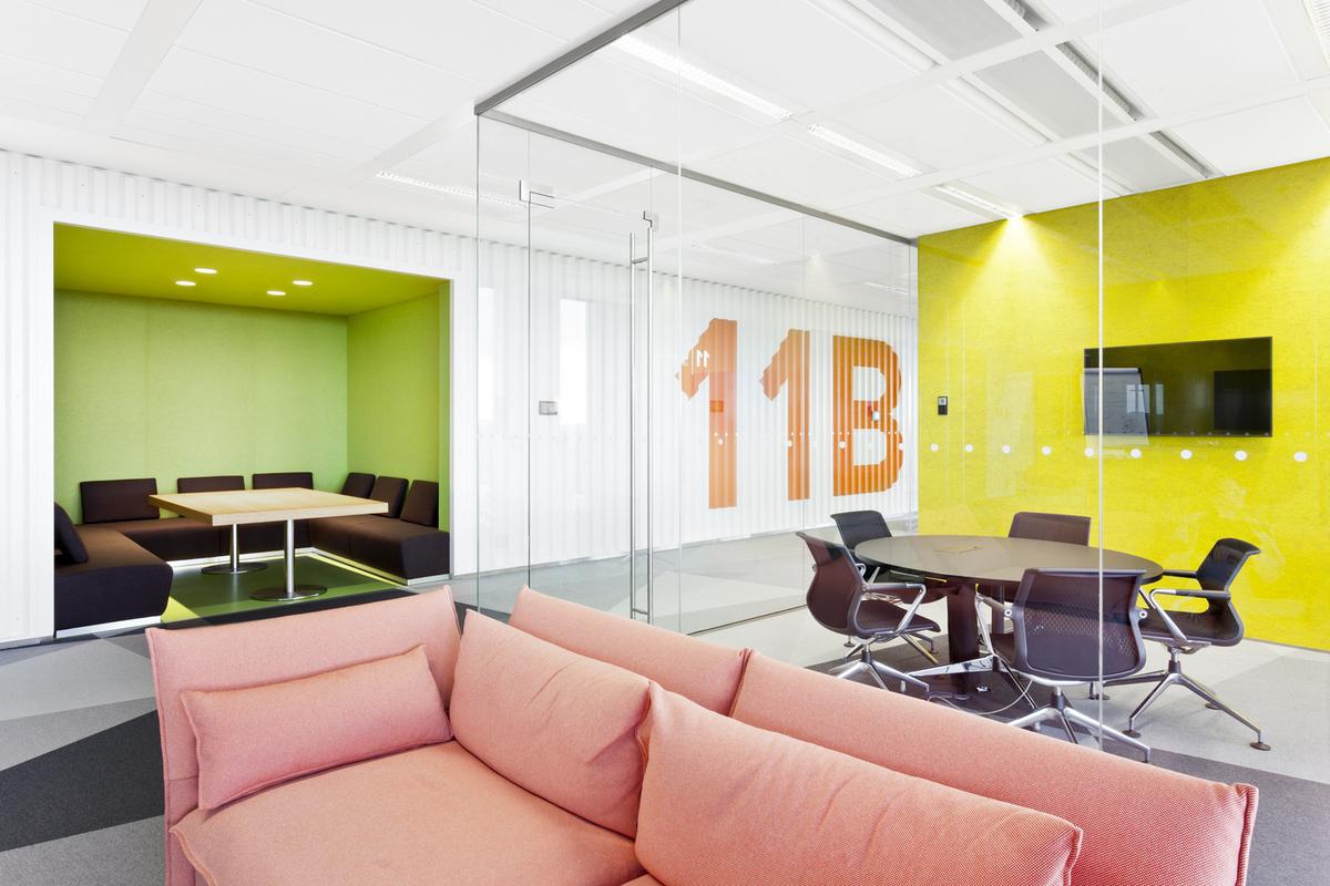 如何讓你的辦公室設計給人留下一個深刻的印象