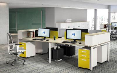 員工辦公桌 BQ-ZH6033