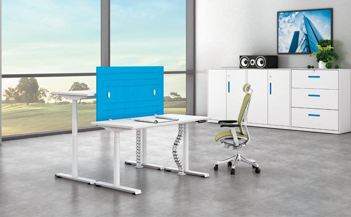 智能辦公桌,升降辦公桌