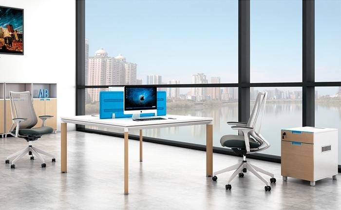 屏風組合桌,屏風辦公桌