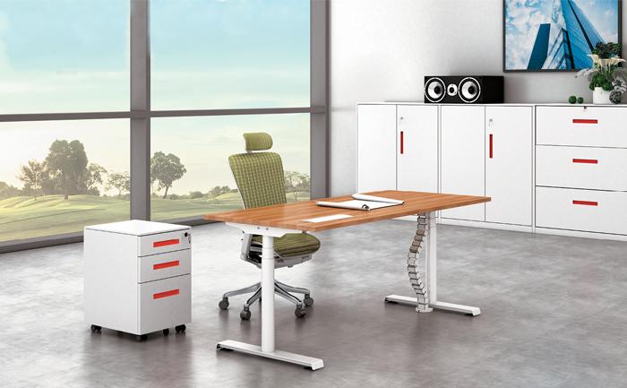 智能辦公桌,升降桌