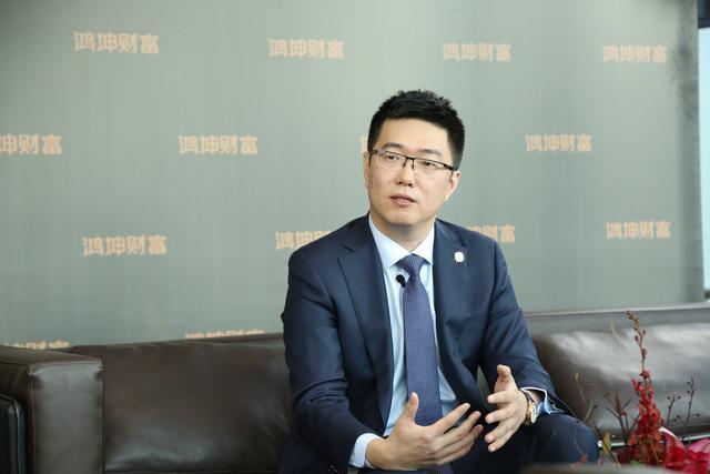 陈永旗:老兵新上阵 成就鸿坤财富厚积薄发