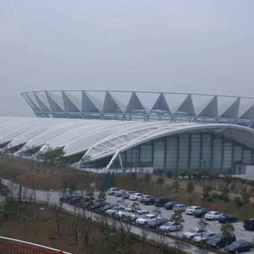 大型体育场膜结构