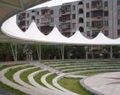 小区/公园/广场景观膜结构