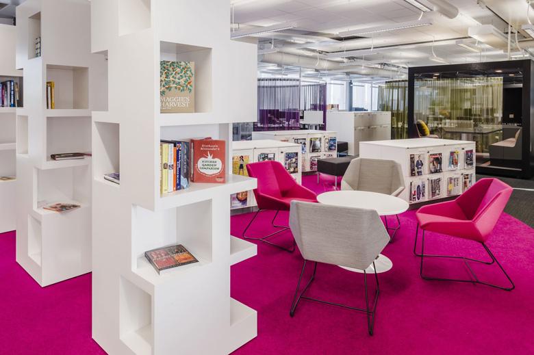 开放式的创意办公室设计