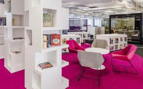 开放式的创意办公室设计的特点和优势