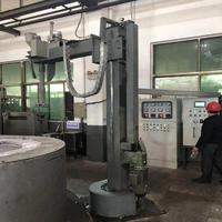 固定式铝液除气机