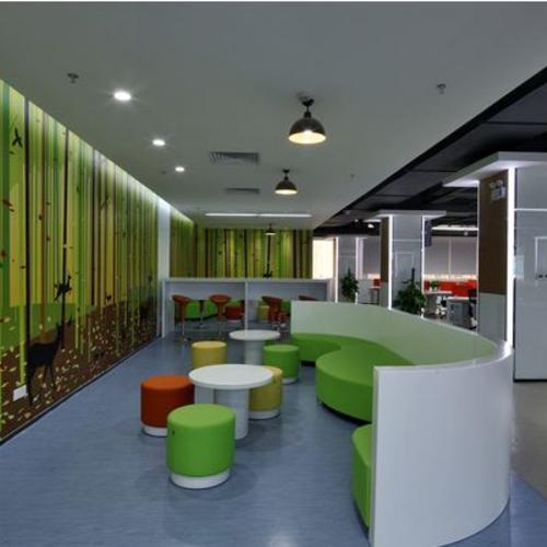 办公休闲区设计