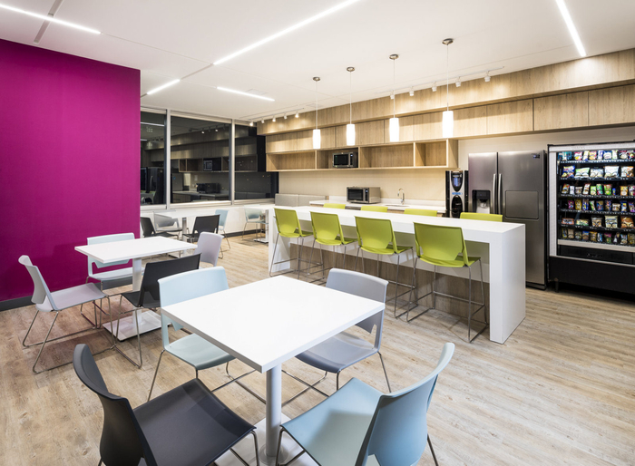 办公室设计中现代风格的核心要素