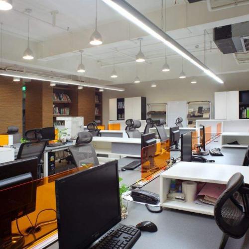 职员办公区设计