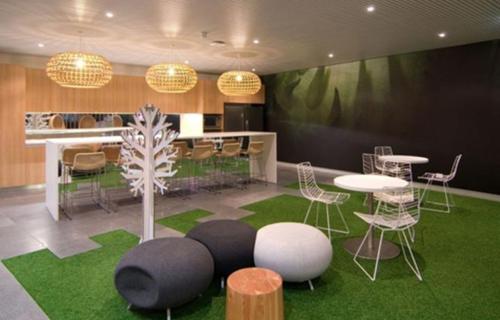 办公休闲区设计方案