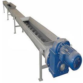 U型螺旋输送机_螺旋绞笼输送-上海世配自动化设备有限公司