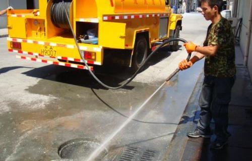 管道高压清洗设备