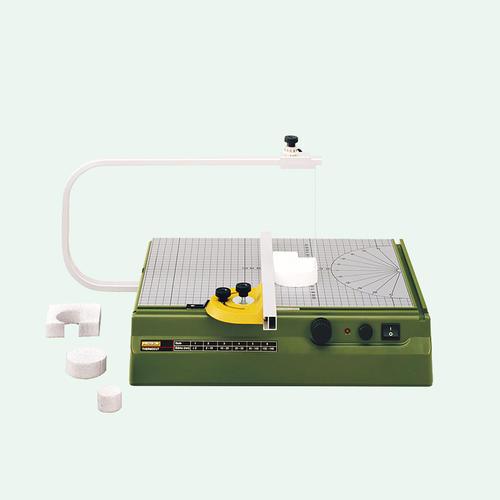 德国PROXXON迷你魔微型台式模型热线泡沫切割机NO27080