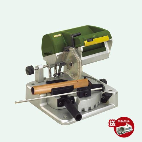 德国迷你魔Proxxon圆盘锯电圆锯家用微型电锯木工工具切割机27160