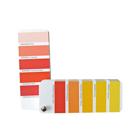 英國標準 BS 381C BS 4800 國際標準色卡 標準涂料色卡