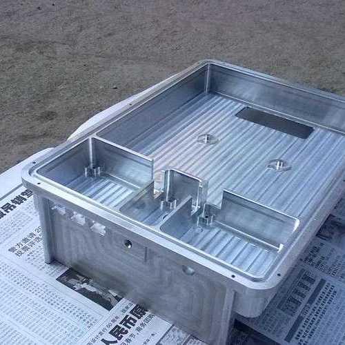 CNC加工零件4