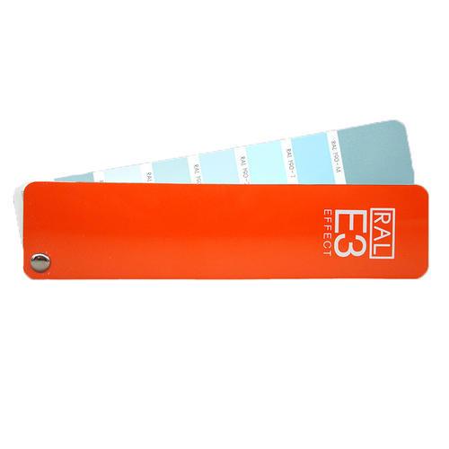 劳尔RAL 色卡 E3实色/金属 实效 色卡 国际标准色卡 欧标色卡劳尔