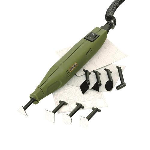 德國迷你魔Proxxon小電磨28500家用多功能筆形砂光機拋光機28594