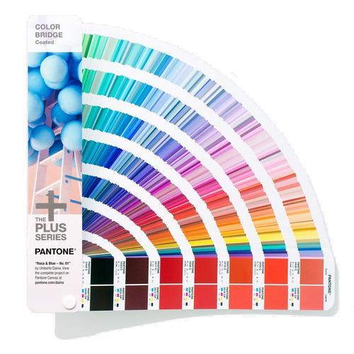 PANTONE彩通色彩桥梁 GG6103N 国际标准C卡专色四色RGB/CMYK色卡