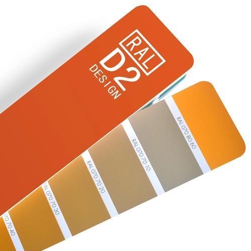 德国RAL国际标准色卡(设计师版)D2 ral 色卡 劳尔色卡