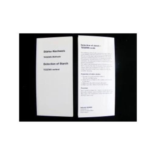 Tegewa 色卡 德国进口比色卡 浆料评级卡 TEGEWA标准色卡