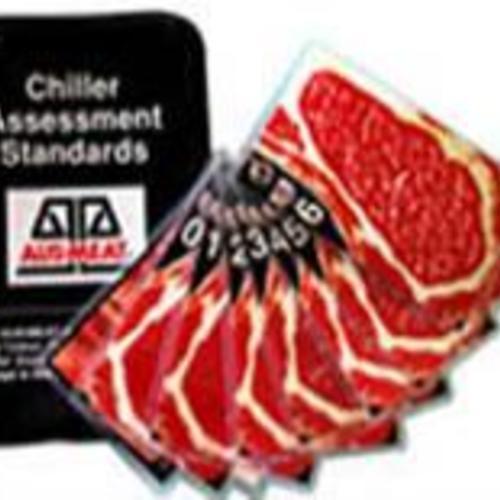 牛肉评分比色卡牛肉大理石纹评分卡牛肉大理石纹比色卡