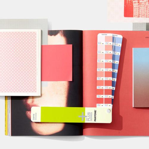 PANTONE彩通CMYK-光面铜版纸&胶版纸 GP5101 四色印刷套装CU色卡
