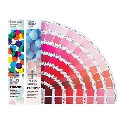 PANTONE彩通色彩桥梁+七色叠印色彩套装2015-005S国际标准色卡