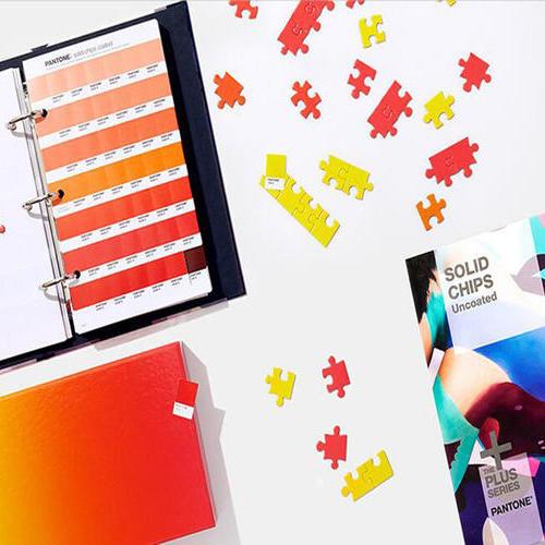 PANTONE彩通专色色票套装GP1606N国际标准专色CU卡可撕式色票色卡