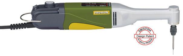 德国迷你魔 PROXXON 长颈弯头钻铣机 WB 220/E