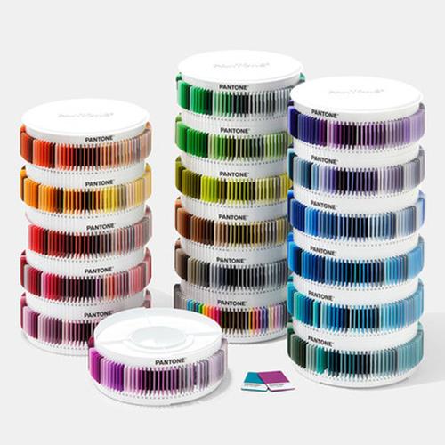 PANTONE彩通PLUS塑胶标准色片系列 PSC-PS1755 国际标准塑料色卡