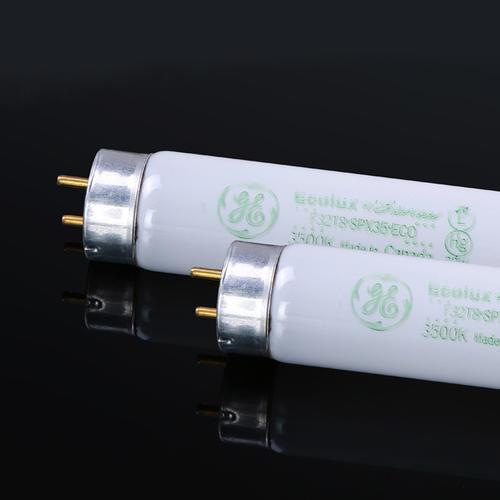 GE通用U35燈管 F32T8 SPX35 ECO 色溫3500K標準光源對色燈管120CM