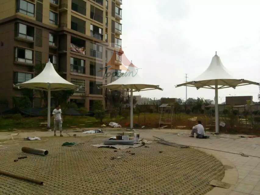 湖南邵阳景观膜结构工程.jpg