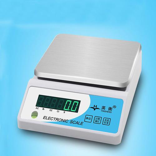 电子秤0.1g**天平秤0.01高精度电子称克重称厨房称精密台秤