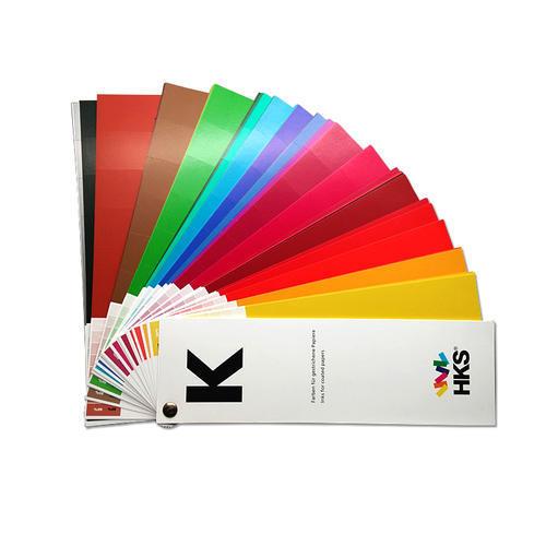 HKS色卡德国国际色卡HKS-K/N国际标准色卡油墨色卡
