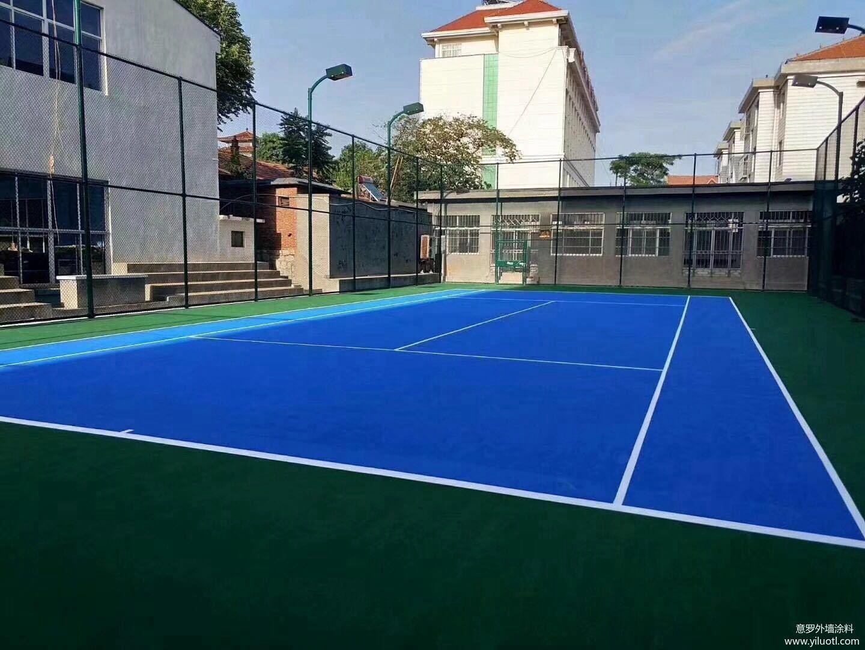 山东弹性丙烯酸网球场完工1.jpg