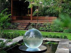 产品名称景观半透明雕塑