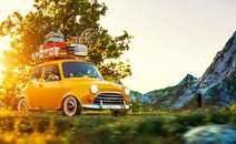暑期自驾租车看涨 商务车更受欢迎