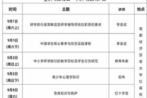 中小学研学旅行辅导师(北京地区)第三期班开课通知