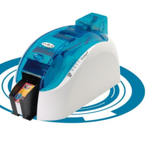 如何对打EVOLIS证卡打印机进行传感器复位(Sa命令)