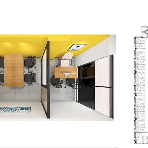 办公室装修设计,各个空间的规划,需要细致一些