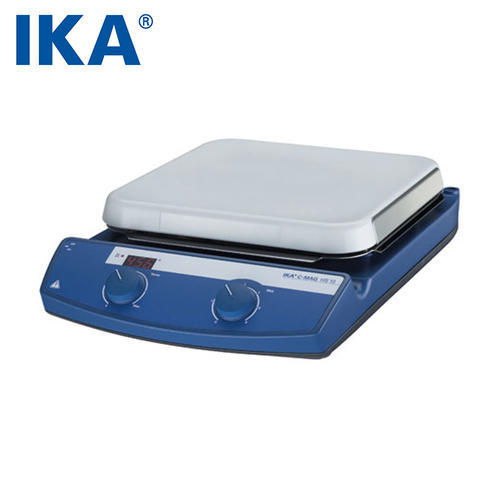 德国IKA C-MAG HS10 加热磁力搅拌器/实验室数显磁力搅拌机 套装