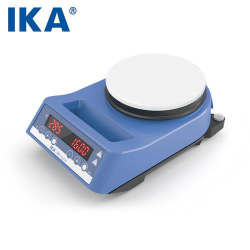 德国IKA RH数显型加热磁力搅拌器(白色)/实验室磁力搅拌机