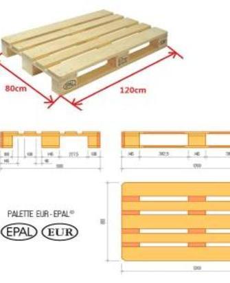 EPAL欧标托盘